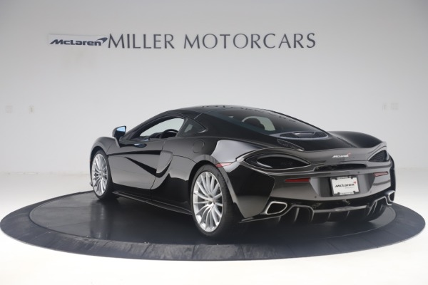 Used 2017 McLaren 570GT Coupe for sale $149,900 at Alfa Romeo of Westport in Westport CT 06880 4