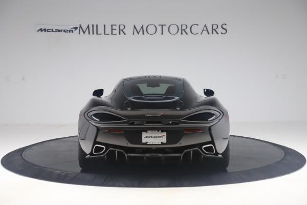 Used 2017 McLaren 570GT Coupe for sale $149,900 at Alfa Romeo of Westport in Westport CT 06880 5