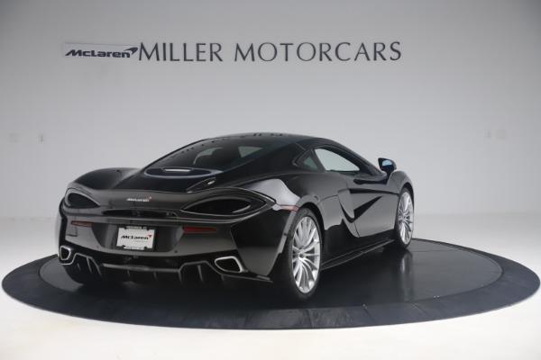 Used 2017 McLaren 570GT Coupe for sale $149,900 at Alfa Romeo of Westport in Westport CT 06880 6