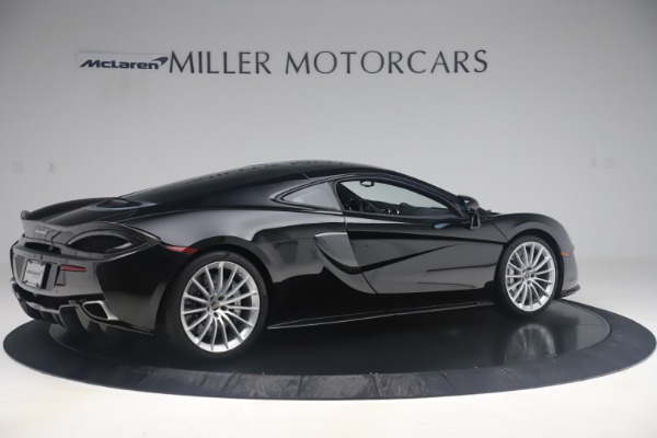Used 2017 McLaren 570GT Coupe for sale $149,900 at Alfa Romeo of Westport in Westport CT 06880 7