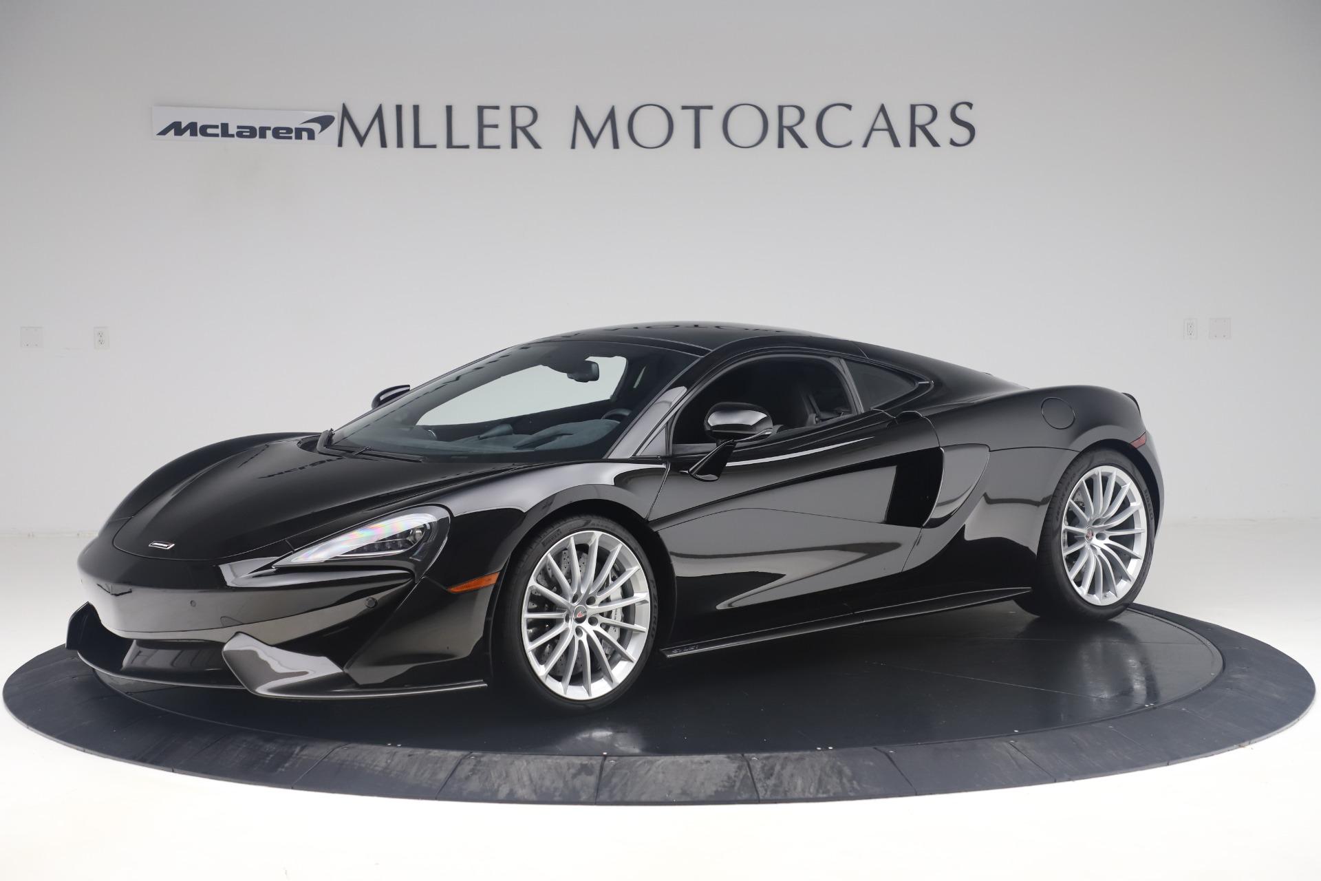 Used 2017 McLaren 570GT Coupe for sale $149,900 at Alfa Romeo of Westport in Westport CT 06880 1