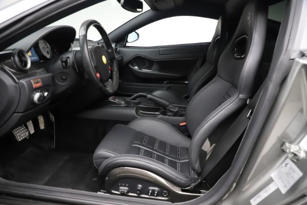 Used 2010 Ferrari 599 GTB Fiorano HGTE for sale Sold at Alfa Romeo of Westport in Westport CT 06880 14