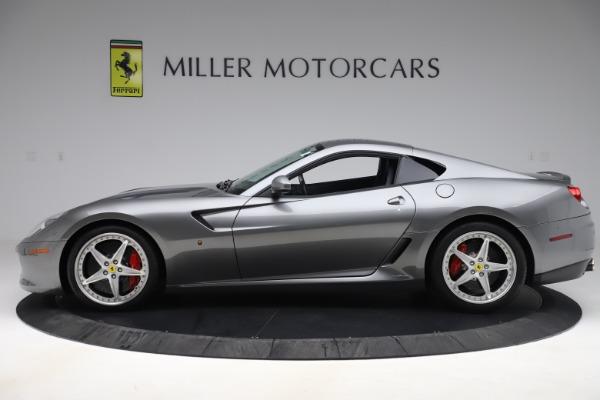 Used 2010 Ferrari 599 GTB Fiorano HGTE for sale Sold at Alfa Romeo of Westport in Westport CT 06880 3