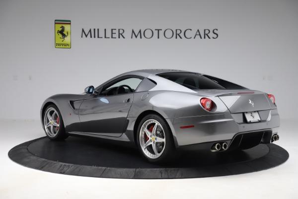 Used 2010 Ferrari 599 GTB Fiorano HGTE for sale Sold at Alfa Romeo of Westport in Westport CT 06880 4
