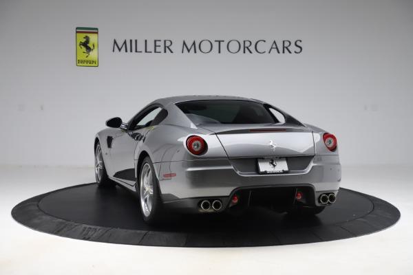 Used 2010 Ferrari 599 GTB Fiorano HGTE for sale Sold at Alfa Romeo of Westport in Westport CT 06880 5