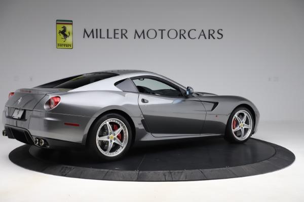 Used 2010 Ferrari 599 GTB Fiorano HGTE for sale Sold at Alfa Romeo of Westport in Westport CT 06880 8