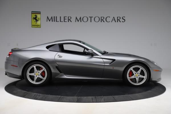 Used 2010 Ferrari 599 GTB Fiorano HGTE for sale Sold at Alfa Romeo of Westport in Westport CT 06880 9