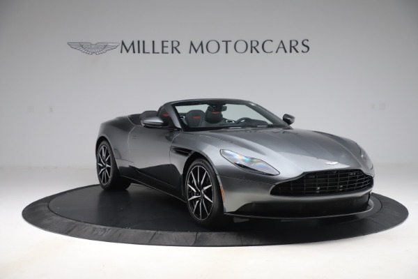 New 2020 Aston Martin DB11 Volante Convertible for sale Sold at Alfa Romeo of Westport in Westport CT 06880 10