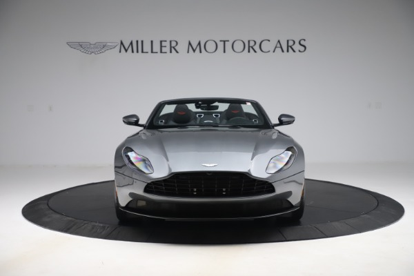 New 2020 Aston Martin DB11 Volante Convertible for sale Sold at Alfa Romeo of Westport in Westport CT 06880 11