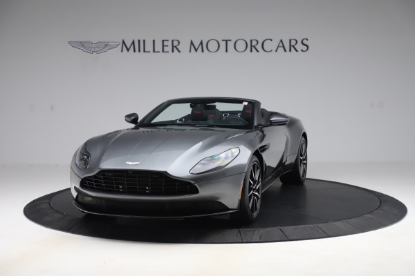 New 2020 Aston Martin DB11 Volante Convertible for sale Sold at Alfa Romeo of Westport in Westport CT 06880 12