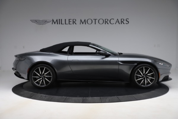 New 2020 Aston Martin DB11 Volante Convertible for sale Sold at Alfa Romeo of Westport in Westport CT 06880 13