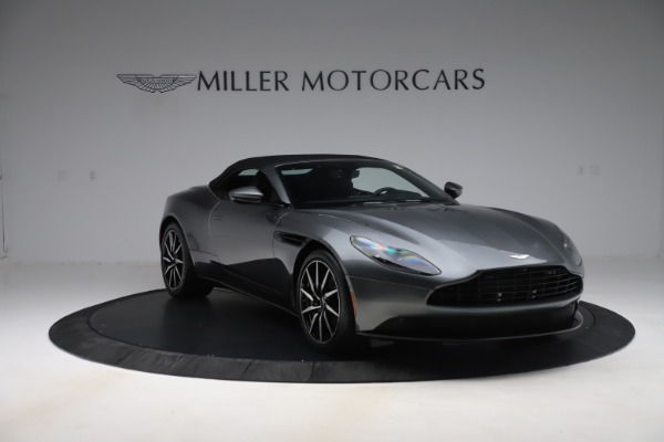 New 2020 Aston Martin DB11 Volante Convertible for sale Sold at Alfa Romeo of Westport in Westport CT 06880 15