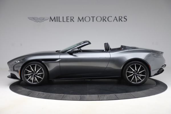 New 2020 Aston Martin DB11 Volante Convertible for sale Sold at Alfa Romeo of Westport in Westport CT 06880 2