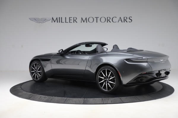 New 2020 Aston Martin DB11 Volante Convertible for sale Sold at Alfa Romeo of Westport in Westport CT 06880 3