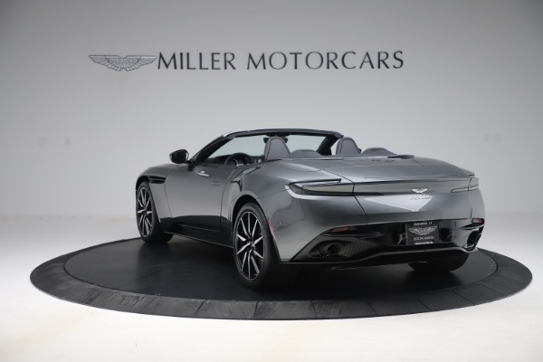 New 2020 Aston Martin DB11 Volante Convertible for sale Sold at Alfa Romeo of Westport in Westport CT 06880 4