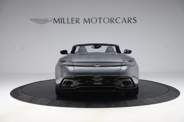 New 2020 Aston Martin DB11 Volante Convertible for sale Sold at Alfa Romeo of Westport in Westport CT 06880 5