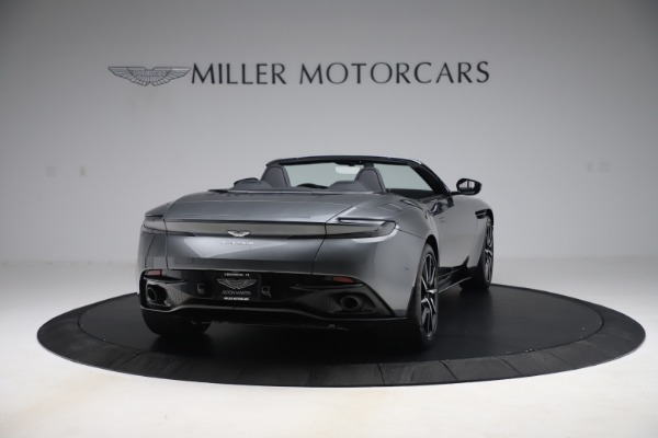 New 2020 Aston Martin DB11 Volante Convertible for sale Sold at Alfa Romeo of Westport in Westport CT 06880 6