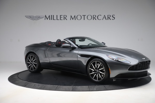 New 2020 Aston Martin DB11 Volante Convertible for sale Sold at Alfa Romeo of Westport in Westport CT 06880 9
