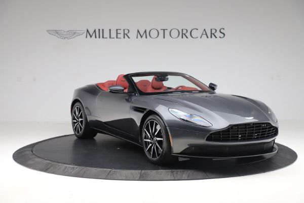 Used 2020 Aston Martin DB11 Volante Convertible for sale Sold at Alfa Romeo of Westport in Westport CT 06880 10