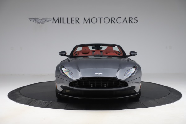 Used 2020 Aston Martin DB11 Volante Convertible for sale Sold at Alfa Romeo of Westport in Westport CT 06880 11
