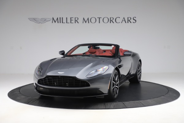 Used 2020 Aston Martin DB11 Volante Convertible for sale Sold at Alfa Romeo of Westport in Westport CT 06880 12
