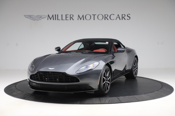Used 2020 Aston Martin DB11 Volante Convertible for sale Sold at Alfa Romeo of Westport in Westport CT 06880 16
