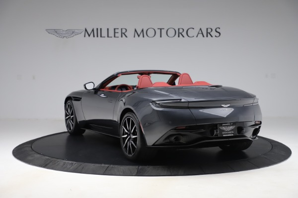 Used 2020 Aston Martin DB11 Volante Convertible for sale Sold at Alfa Romeo of Westport in Westport CT 06880 4