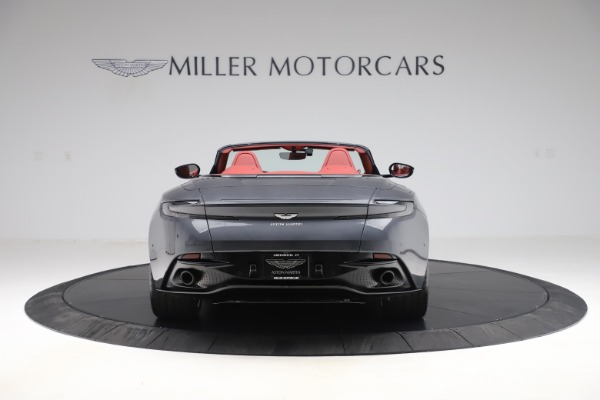 Used 2020 Aston Martin DB11 Volante Convertible for sale Sold at Alfa Romeo of Westport in Westport CT 06880 5