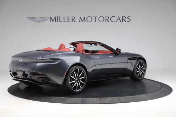 Used 2020 Aston Martin DB11 Volante Convertible for sale Sold at Alfa Romeo of Westport in Westport CT 06880 7
