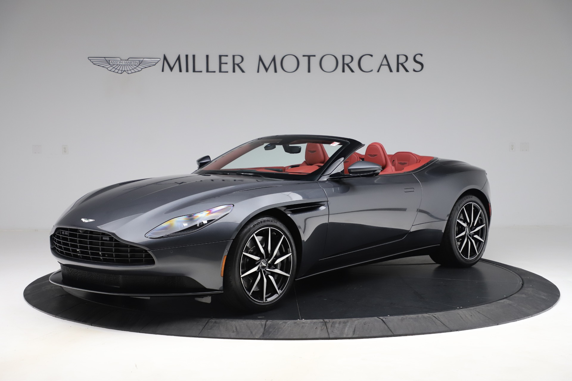 Used 2020 Aston Martin DB11 Volante Convertible for sale Sold at Alfa Romeo of Westport in Westport CT 06880 1
