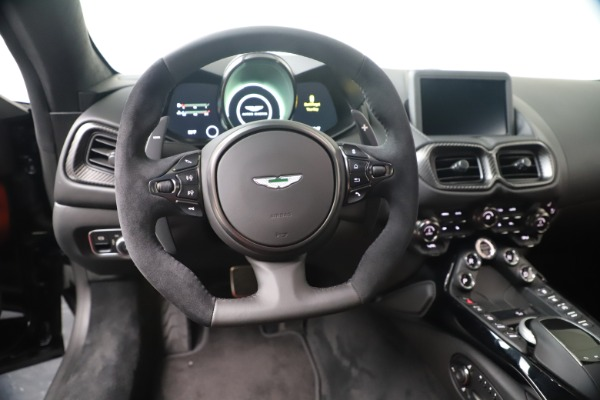 New 2020 Aston Martin Vantage Coupe for sale Sold at Alfa Romeo of Westport in Westport CT 06880 14