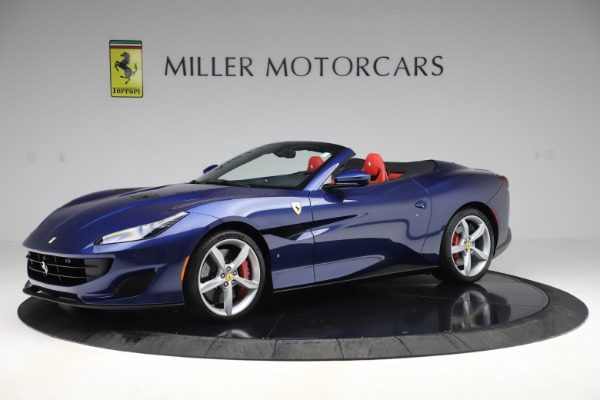 Used 2019 Ferrari Portofino for sale $227,900 at Alfa Romeo of Westport in Westport CT 06880 2
