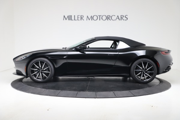 New 2020 Aston Martin DB11 Volante Convertible for sale Sold at Alfa Romeo of Westport in Westport CT 06880 14