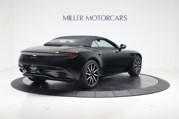 New 2020 Aston Martin DB11 Volante Convertible for sale Sold at Alfa Romeo of Westport in Westport CT 06880 16