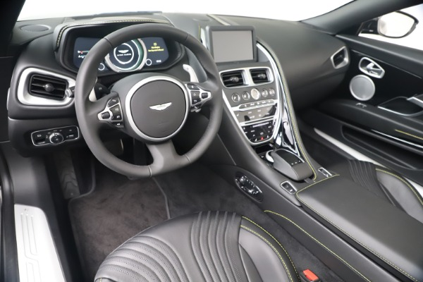 New 2020 Aston Martin DB11 Volante Convertible for sale Sold at Alfa Romeo of Westport in Westport CT 06880 21