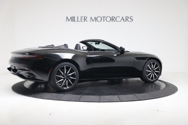 New 2020 Aston Martin DB11 Volante Convertible for sale Sold at Alfa Romeo of Westport in Westport CT 06880 7