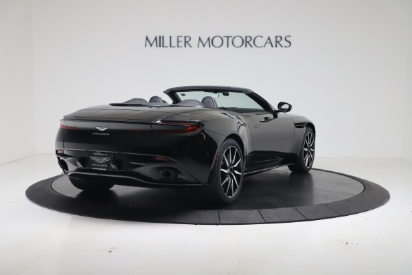 New 2020 Aston Martin DB11 Volante Convertible for sale Sold at Alfa Romeo of Westport in Westport CT 06880 8