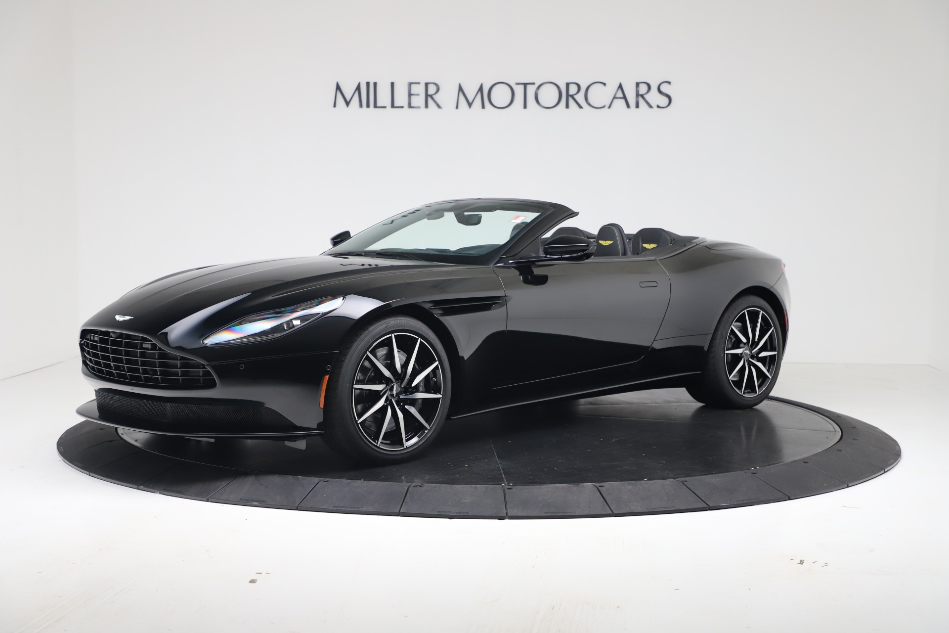 New 2020 Aston Martin DB11 Volante Convertible for sale Sold at Alfa Romeo of Westport in Westport CT 06880 1