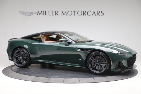 New 2020 Aston Martin DBS Superleggera Coupe for sale Sold at Alfa Romeo of Westport in Westport CT 06880 10