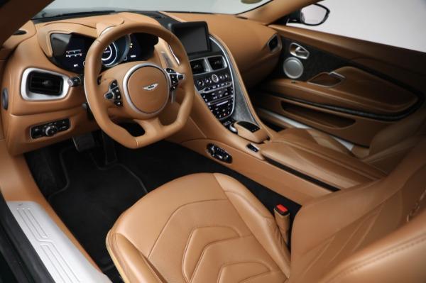 New 2020 Aston Martin DBS Superleggera Coupe for sale Sold at Alfa Romeo of Westport in Westport CT 06880 13