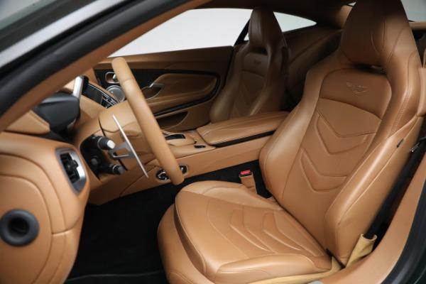 New 2020 Aston Martin DBS Superleggera Coupe for sale Sold at Alfa Romeo of Westport in Westport CT 06880 15