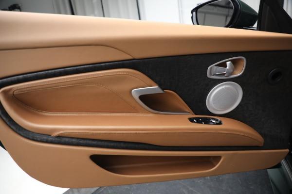 New 2020 Aston Martin DBS Superleggera Coupe for sale Sold at Alfa Romeo of Westport in Westport CT 06880 16