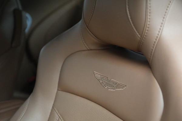 New 2020 Aston Martin DBS Superleggera Coupe for sale Sold at Alfa Romeo of Westport in Westport CT 06880 17
