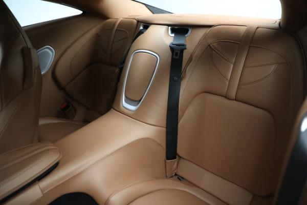 New 2020 Aston Martin DBS Superleggera Coupe for sale Sold at Alfa Romeo of Westport in Westport CT 06880 18