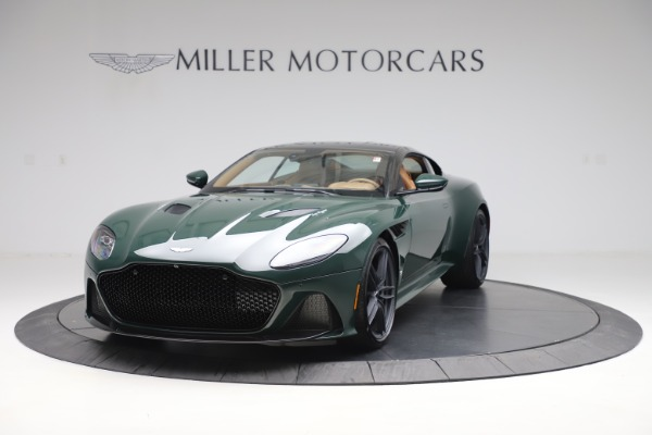 New 2020 Aston Martin DBS Superleggera Coupe for sale Sold at Alfa Romeo of Westport in Westport CT 06880 2
