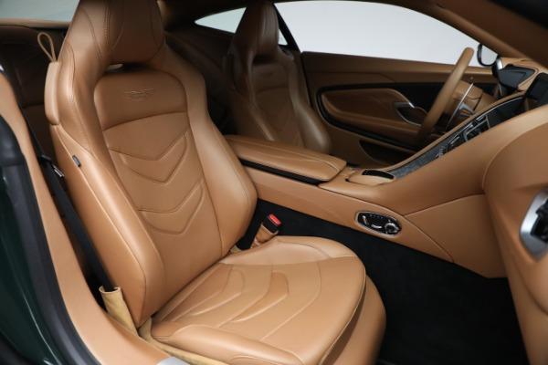New 2020 Aston Martin DBS Superleggera Coupe for sale Sold at Alfa Romeo of Westport in Westport CT 06880 24