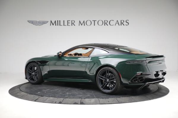 New 2020 Aston Martin DBS Superleggera Coupe for sale Sold at Alfa Romeo of Westport in Westport CT 06880 3