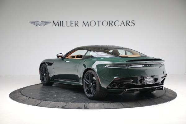 New 2020 Aston Martin DBS Superleggera Coupe for sale Sold at Alfa Romeo of Westport in Westport CT 06880 4
