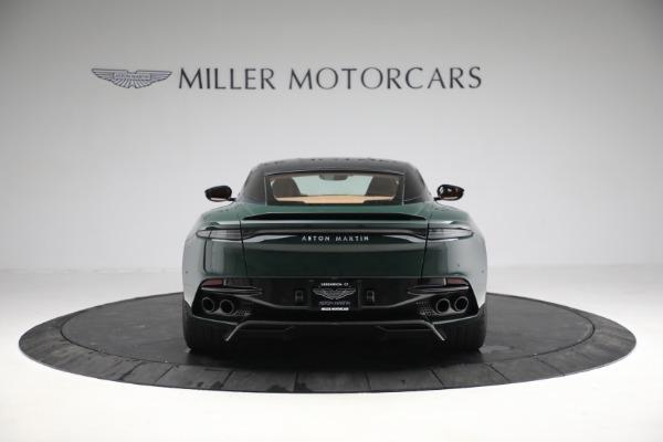 New 2020 Aston Martin DBS Superleggera Coupe for sale Sold at Alfa Romeo of Westport in Westport CT 06880 5