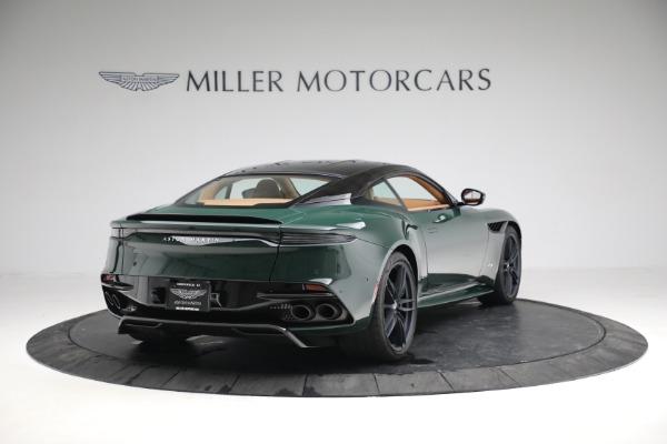 New 2020 Aston Martin DBS Superleggera Coupe for sale Sold at Alfa Romeo of Westport in Westport CT 06880 6